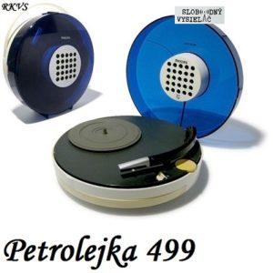 Petrolejka 499