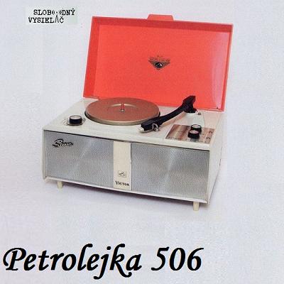 Petrolejka 506