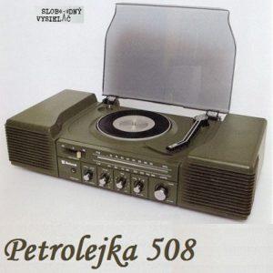 Petrolejka 508