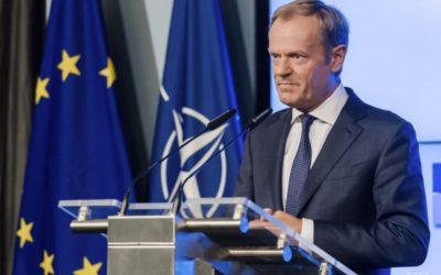 Tusk: EÚ je pripravená na to, že k žiadnemu brexitu nedôjde.