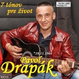 7 tónov pre život…Pavol Drapák