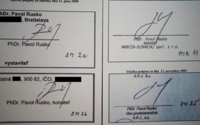 Kauza Kočnerove zmenky: z posudku vyplýva, že sú falošné.