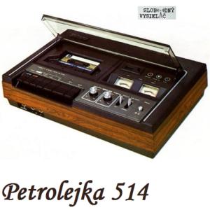 Petrolejka 514
