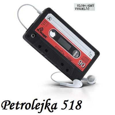 Petrolejka 518