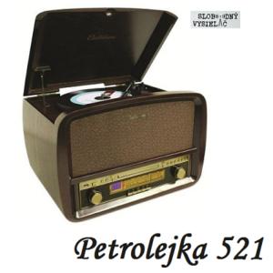 Petrolejka 521