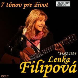 7 tónov pre život…Lenka Filipová