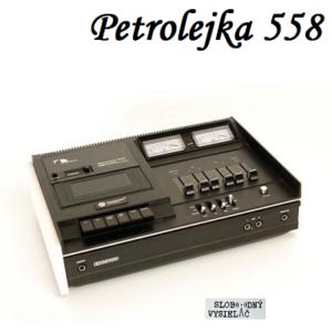 Petrolejka 558