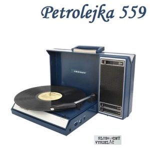 Petrolejka 559
