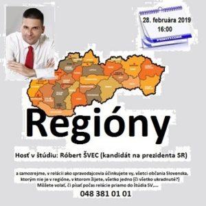 Regióny 04/2019