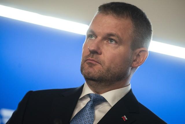 Pellegrini: Kým budem premiérom, SR neuhne zo svojho zahraničnopolitického kurzu. 1