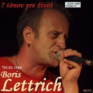 7 tónov pre život…Boris Lettrich