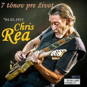 7 tónov pre život…Chris Rea