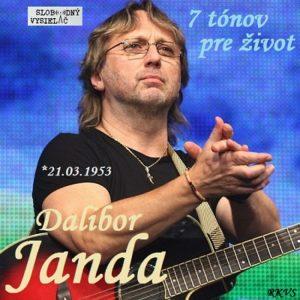 7 tónov pre život…Dalibor Janda