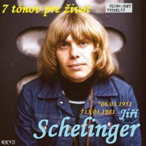 7 tónov pre život…Jiří Schelinger