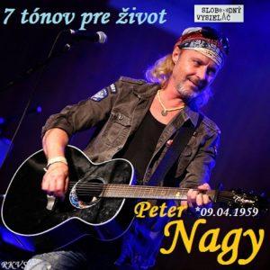 7 tónov pre život…Peter Nagy