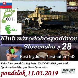Klub národohospodárov Slovenska 28