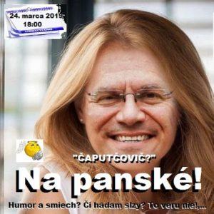 Na panské 10/2019 (humoristický týždenník)