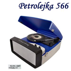 Petrolejka 566