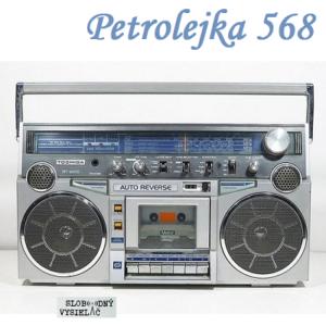 Petrolejka 568