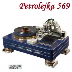 Petrolejka 569