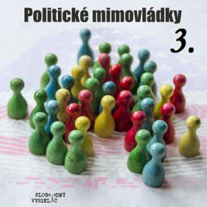 Politické mimovládky 03