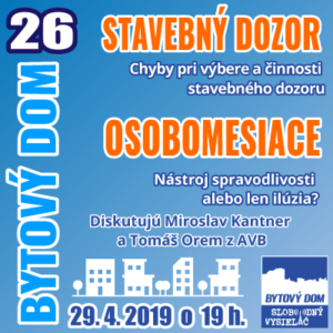 Bytový dom 26