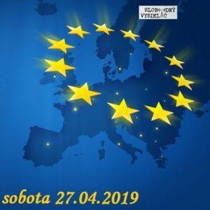 Eurovoľby 2019