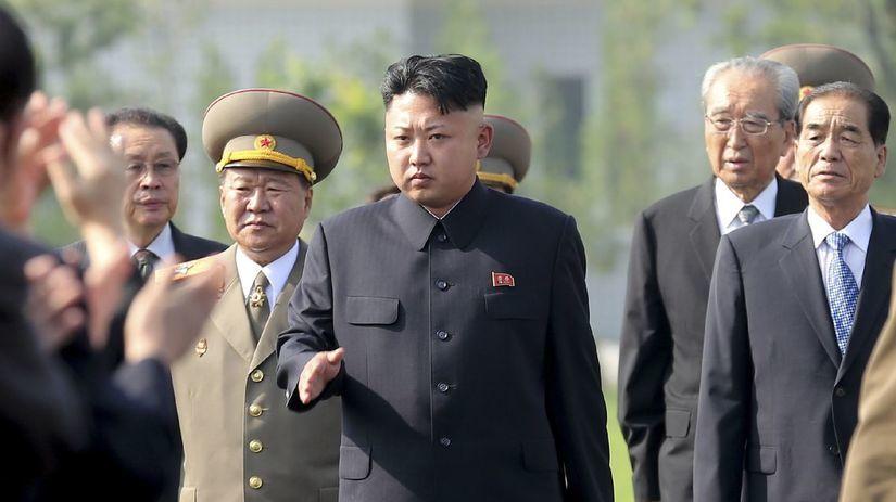 Severokórejský vodca Kim Čong-un pricestoval do Vladivostoku. 1