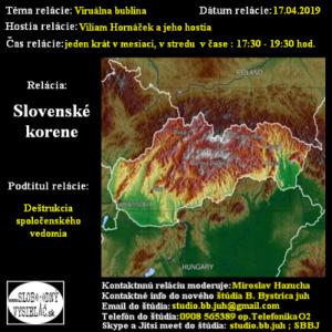 Slovenské korene 46
