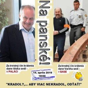 Na panské 13/2019 (humoristický týždenník)