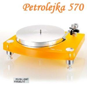 Petrolejka 570