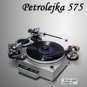 Petrolejka 575