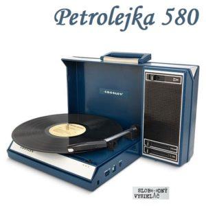 Petrolejka 580