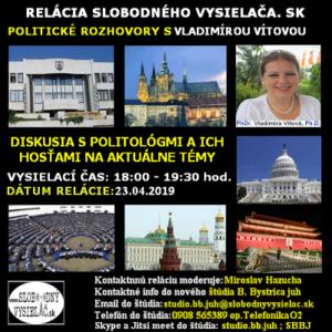 Politické rozhovory s Romanom Michelkom a spol. 15