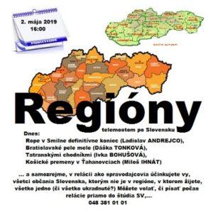 Regióny 09/2019