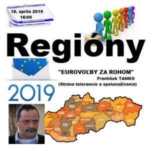 Regióny 08/2019