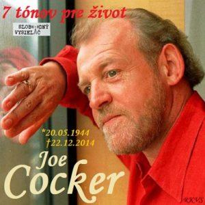 7 tónov pre život…Joe Cocker 1