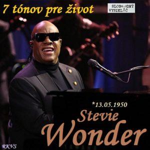 7 tónov pre život…Stevie Wonder