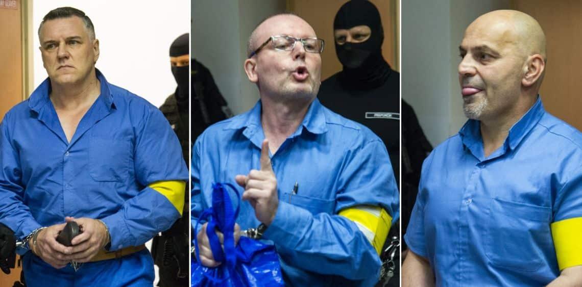 Rusko a bossovia pred súdom. Černák priznal prípravu vraždy. 1