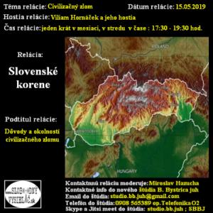 Slovenské korene 47
