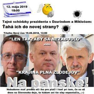 Na panské 16/2019 (humoristický týždenník)