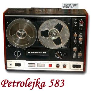 Petrolejka 583