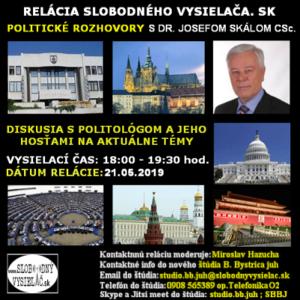 Politické rozhovory s Romanom Michelkom a spol. 17