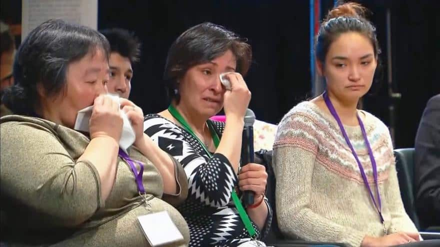 Kanada podle vládního výboru nese vinu na genocidě indiánských a inuitských žen. 1