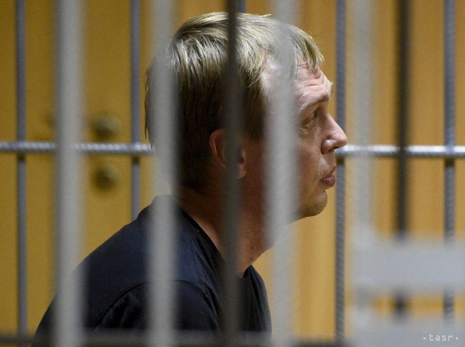 Ruský novinár Golunov vyjadril obavy o svoju bezpečnosť. 1