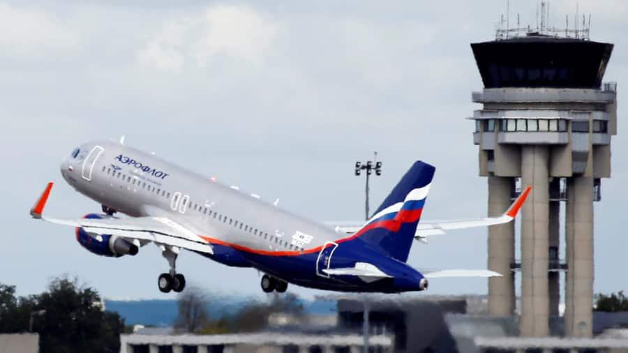 Putin dočasne zakázal civilné lety do Gruzínska. 1