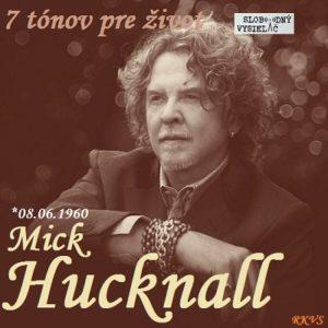 7 tónov pre život…Mick Hucknall 1