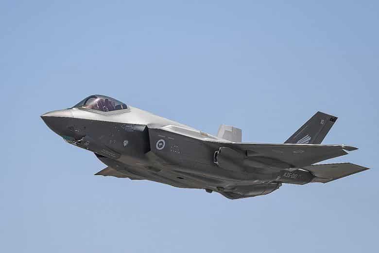USA zvažujú prerušenie výcviku tureckých pilotov na stíhačky F-35. 1