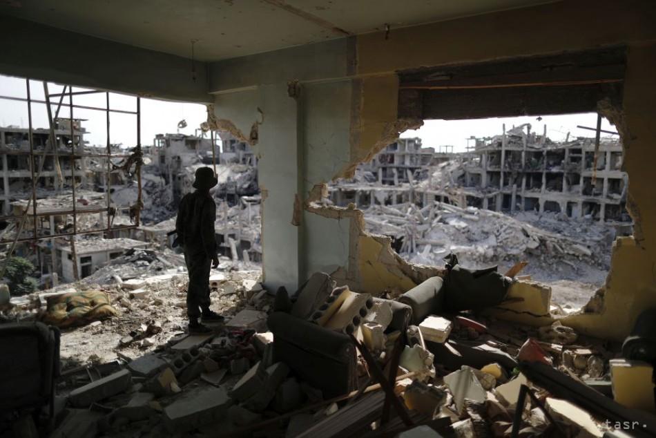 Sýria hlási ďalší izraelský útok na juhu krajiny. 1