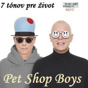 7 tónov pre život…Pet Shop Boys 1
